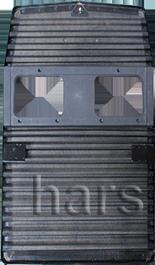 ÖN PANJUR KISA TİP 65 X 55 cm
